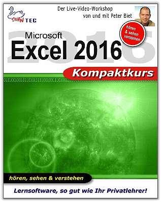 Excel 2016 Videotraining