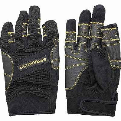 Segel-Handschuhe SPRENGER REGATTA - ohne Fingerkuppen an Daumen und Zeigefinger