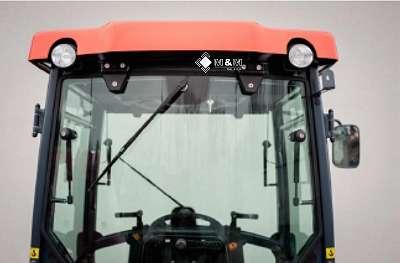 Traktorkabine Kabine Kabinen Trektorkabinen Verdeck Kubota B2050 NEU