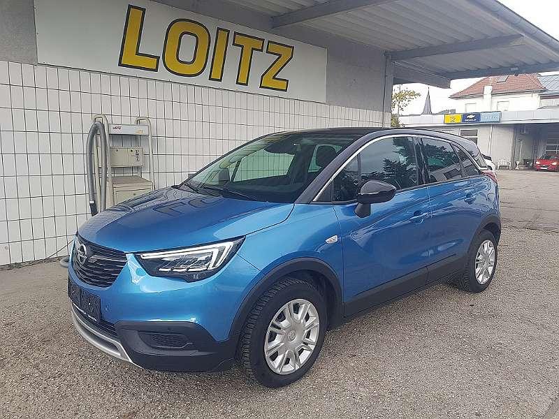 Opel Crossland X 1,2 Turbo Direct Inj. Innovation St...
