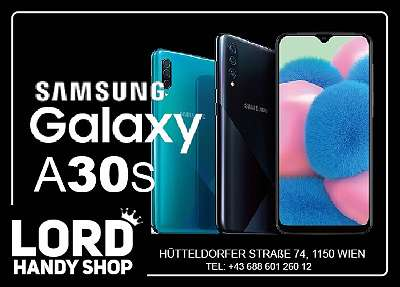 Samsung Galaxy A30s 64GB ?219, -
