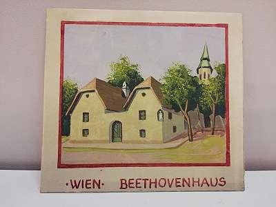 Miniaquarell , Beethovenhaus
