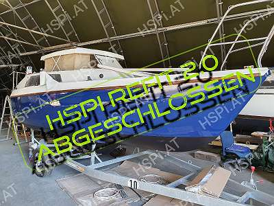 Neptun 22 HSPi ReFIT 2.0 - Serviciert, Segelfertig, sofort Startklar - Segelboot/ Elektroboot
