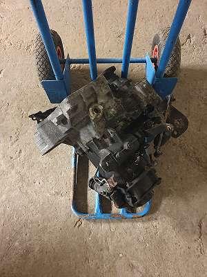 Getriebe golf 3 saugdiesel 47 kw