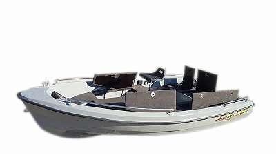 Solar 360 Bass, Ruderboot, Motorboot, Angelboot, Fischerboot
