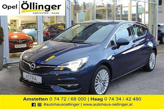 Opel Astra 1,5 CDTI Elegance