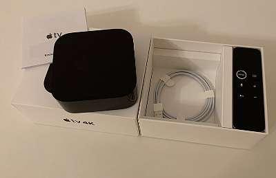 Apple TV 4K 32GB!