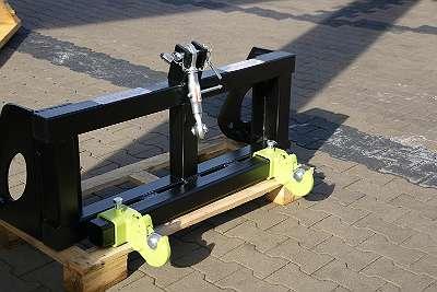 Adapter Hauer-Dreipunkt-Frontlader-NEU