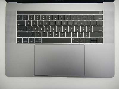 Topcase/ Gehäuse für MacBook Pro 15 Modell A1990 2018/2019 Inkl. Austausch, Rechnung und 6 Monate Garantie!