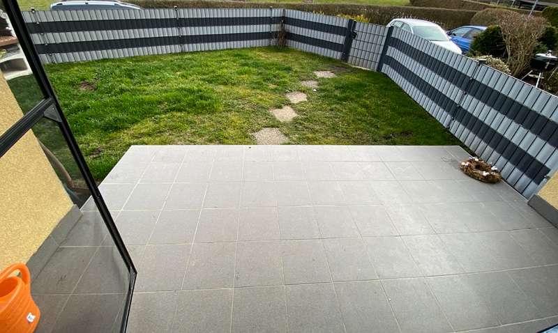 Wohnung mit Garten Amstetten