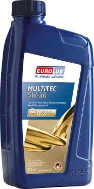 Eurolub Multitec 5W-30 1 Liter