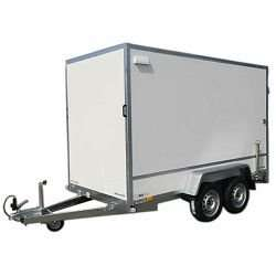 PKW Anhänger, Kofferanhänger BOX 2512 /2 750kg