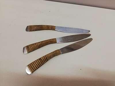 3 Auböck Messer