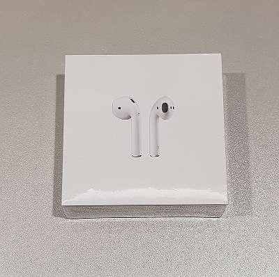 Apple Airpods 2. Gen Wireless Case NEU original verpackt volle Garantie - kostenloser Versand!