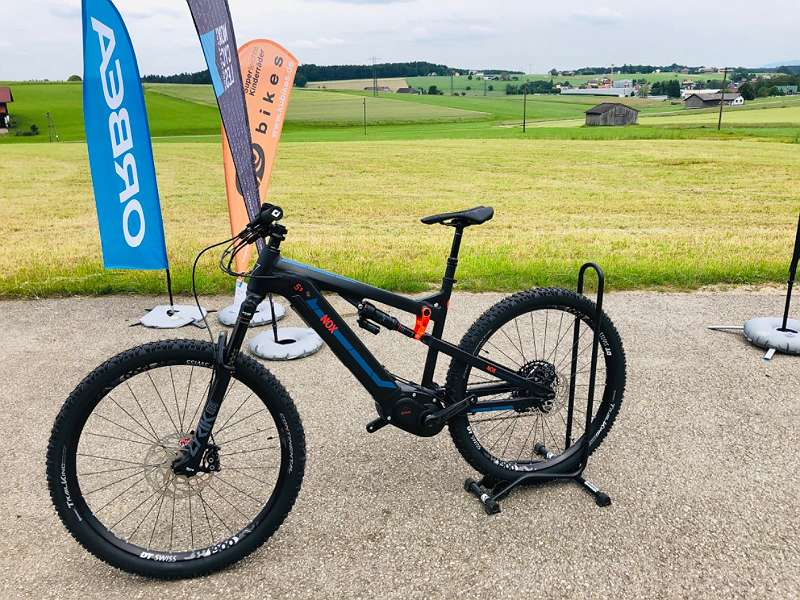 NOX eBike All Mountain 5.9 Expert mit Brose Drive Smag