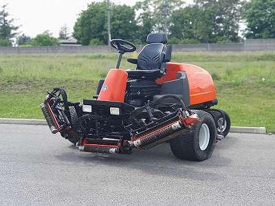 Jacobsen LF 3400 4x4 Kubota Diesel Rasentraktor