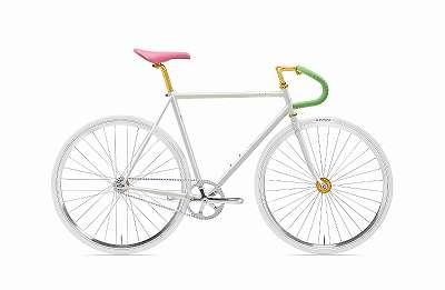 CREME CYCLES VINYL LTD EDITION, Super stylisches Fahrrad, Marken Fahrrad