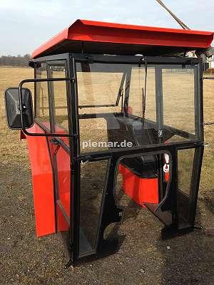 Kabine MF 200 Kabinen Traktorkabine Traktor NEU Universal Schlepper Verdeck