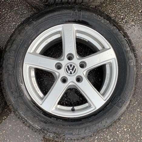 "15"" VW Golf 5/6/7 Winterkomplettrad, Semperit, 5x112 KFZ Hödl"