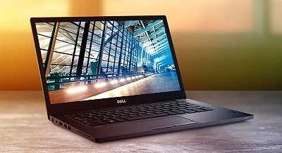 Dell Latitude E7490 Intel Core i5 8350U 8GB DDR4 256GB SSD TOP Laptop ( Notebook ) USB C Full HD Touch Screen Herstellergarantie bis 02.2022