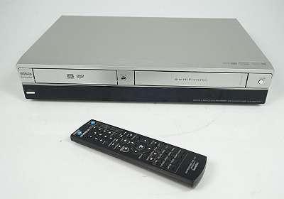 SILVA DVR 4959 DIVX 6-HEAD VHS VIDEORECORDER / DVD RECORDER + FERNBEDIENUNG HDMI OUT EINFACHES KOPIEREN VON VHS AUF DVD