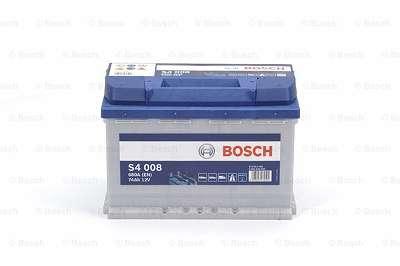 BOSCH Autobatterie/ Straterbatterie 74Ah