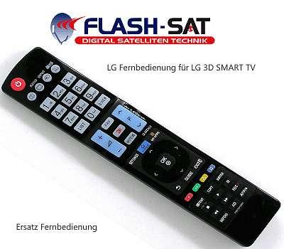 LG Fernbedienung für LG 3D SMART TV