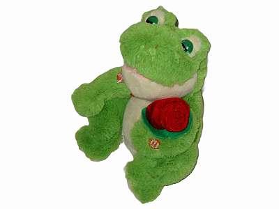 Johnny - Frosch mit Musik