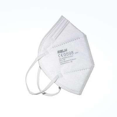 FFP2 Mund-Nasen-Schutzmaske weiß zertifiziert in Linz kaufen online bestellen! - Shop geöffnet!