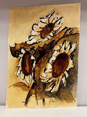 Katharina Clemente * Sonnenblumen