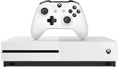 Microsoft Xbox One S - 500GB weiß