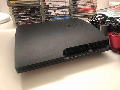34 Spiele Playstation 3 Konsole 3 Controller und Zubehör mk1 zz 012 tng