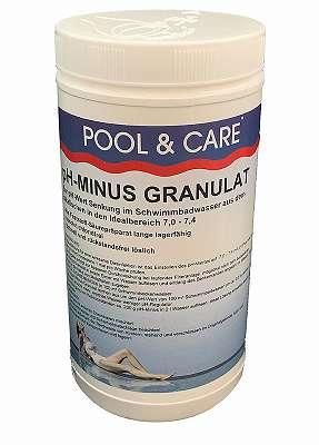 Pool & Care pH Minus Granulat