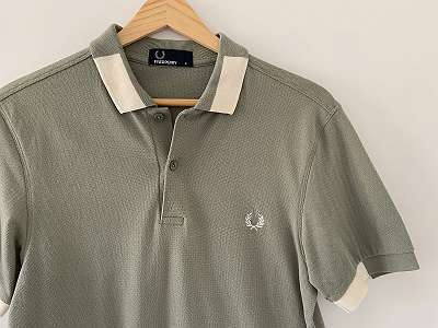 Fred Perry Polo - Größe S - Limited Edition