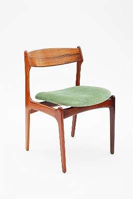 Modell 49 Stuhl von Erik Buch für Oddense Maskinsnedkeri