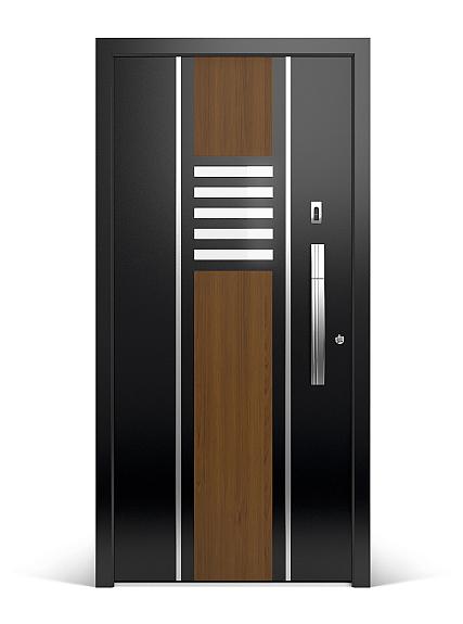 aluminium haust r eingansgst r 9242. Black Bedroom Furniture Sets. Home Design Ideas