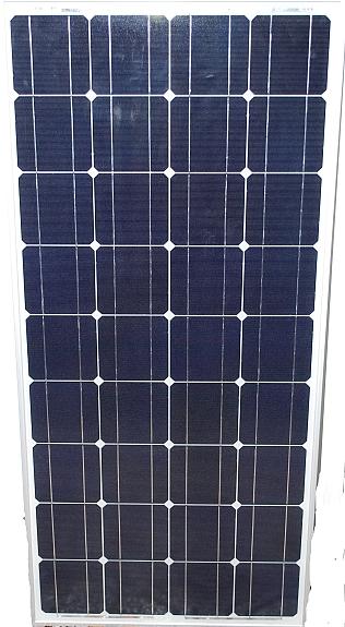 pv modul 160wp mono solarzellen solarmodul. Black Bedroom Furniture Sets. Home Design Ideas