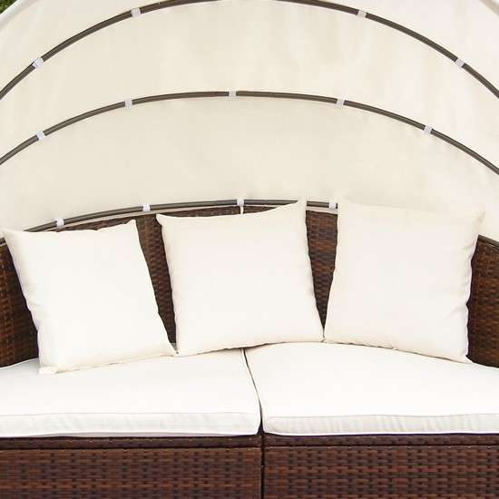 Rattan Lounge NEU Model Julia, € 349, (4882 Oberwang)  willhaben