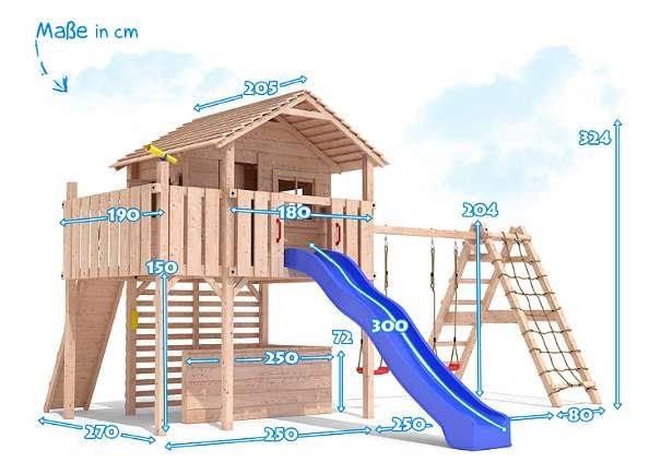 Kinderspielhaus Holz Willhaben ~ Pin Stelzenhaus Ein Spielhaus Für Kinder Im Garten on Pinterest
