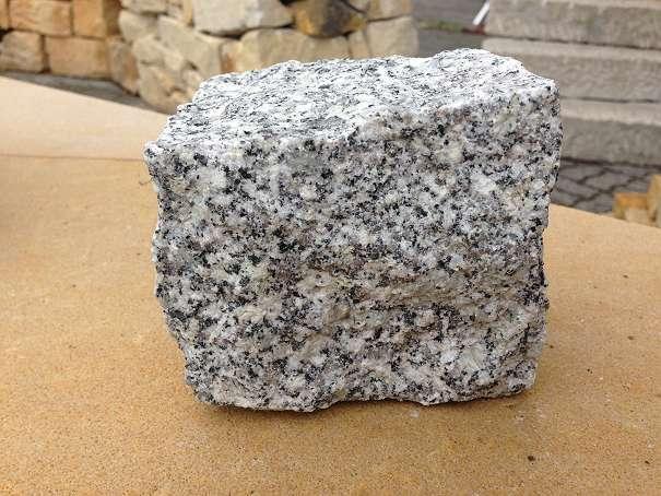 Granit Naturstein pflastersteine granit grau oder grau gelb naturstein 138