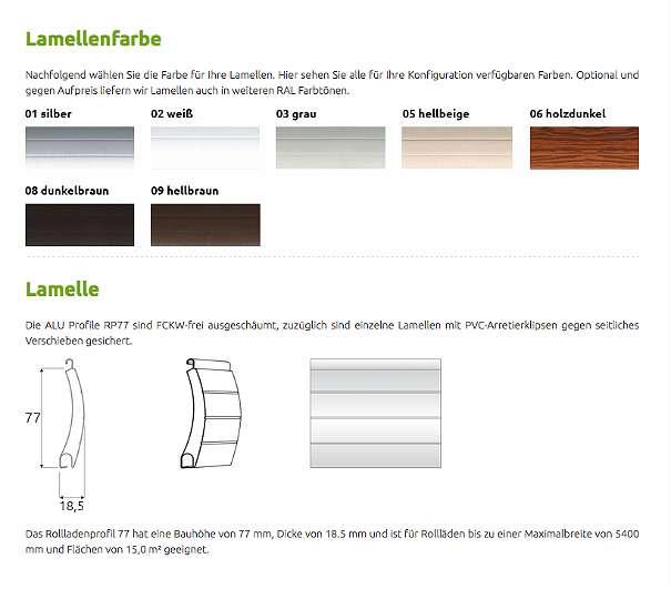 5000x2200mm rolltor garagentor carport sektionaltor profil. Black Bedroom Furniture Sets. Home Design Ideas