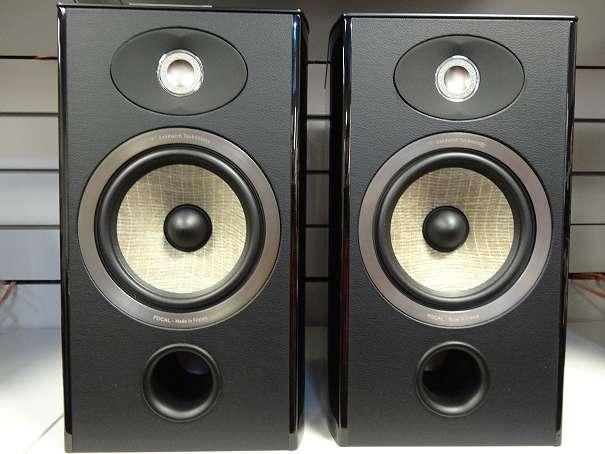 FOCAL ARIA 906 black HG - (originalverpackt lagernd), € 299