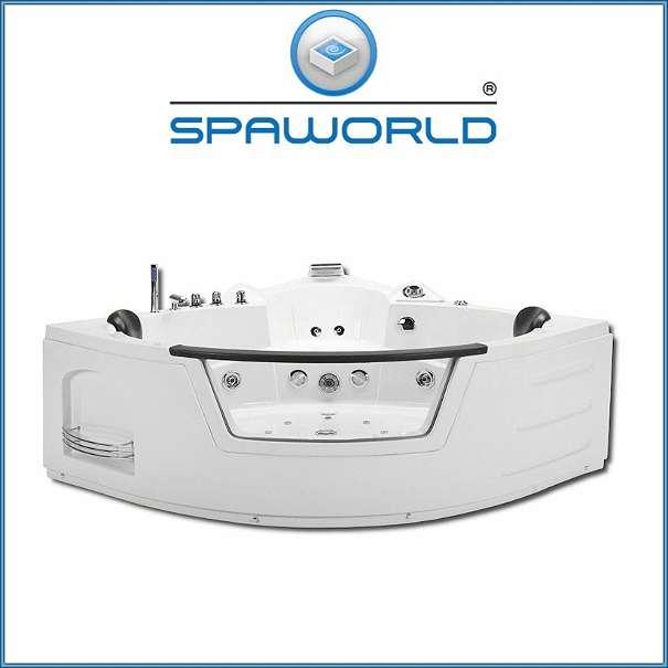 whirlpool eck badewanne | ocean kompakt weiss | 152x152cm | 22, Innedesign