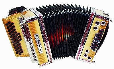 Steirische Harmonikas - 3 1/2 reihig - ideal für Erwachsene und Kinder ab 6 Jahren