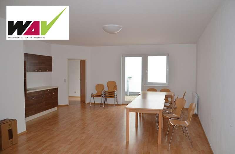 sonnige barrierefreie wohnung 54 m 362 3804 allentsteig willhaben. Black Bedroom Furniture Sets. Home Design Ideas