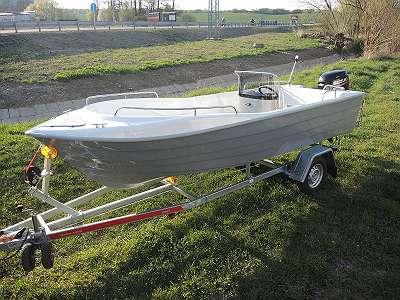 FabrikNeues Boot RELAX 500 Fischerboot Freizeitboot Angelboot Ruderboot Motorboot Elektroboot - NEU - 24 MONATE GARANTIE