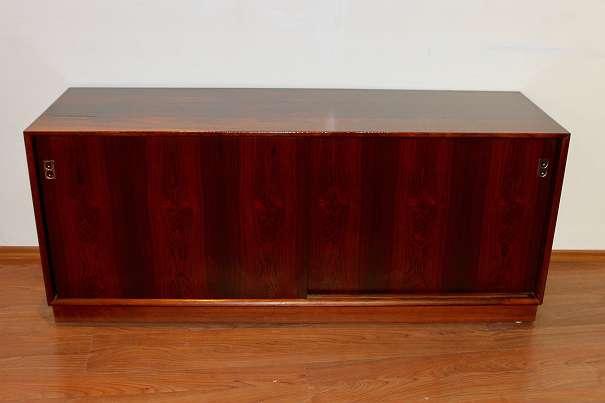 Original Design Sideboard Aus Rio Palisander Von Arne Vodder Für