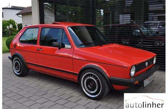 vw golf 1 gti komplett neu aufgebaut limousine 1979 km willhaben. Black Bedroom Furniture Sets. Home Design Ideas