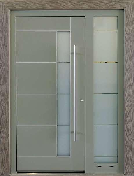 Extrem Garagentore - Haustüren - Voll-Alutüren-Hauseingangstüren 80-100 SR21