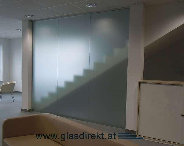 Glaswand Trennwand Nurglasanlage 685 3262 Wang Willhaben
